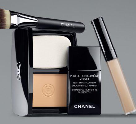 Puder Vitalumiere von Chanel