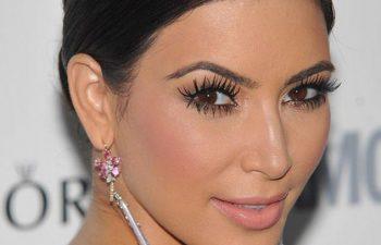 kardashian wimpern