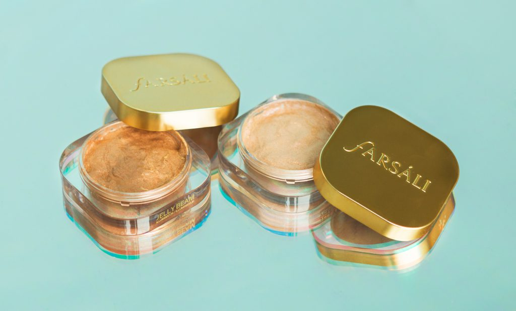 FARSÁLI Jelly Beam Highlighter – der populärste Highlighter in dieser Saison
