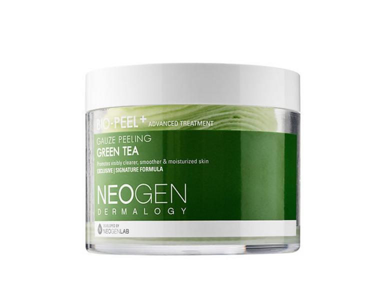 Neogen Dermalogy Bio Peel Gauze Peeling Green Tea – Eigenschaften