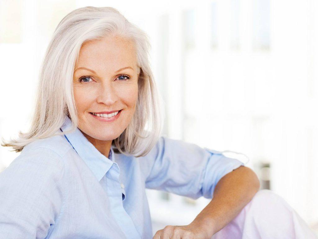 Reife Haut: Pflege und Probleme