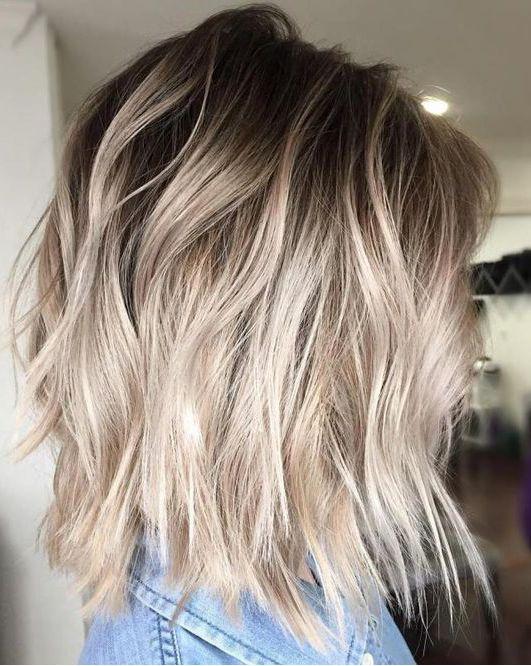 Blondes Haar. Welche blonden Farbtöne sind am schönsten?