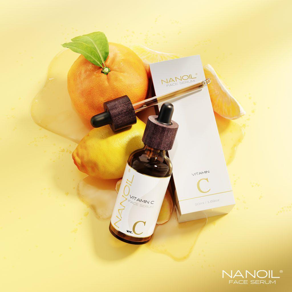 Nanoil hat einen Hit entwickelt! Das ist das beste Gesichtsserum mit Vitamin C!