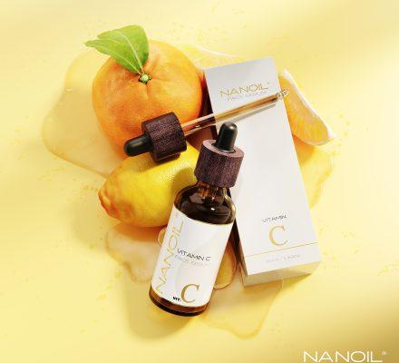 Nanoil Lieblingsgesichtsserum mit Vitamin C