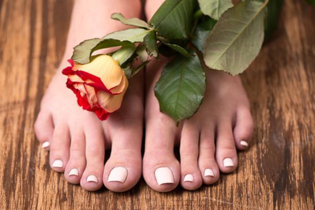 Trockene Füße? Lernen Sie ein paar geprüfte Tricks kennen!