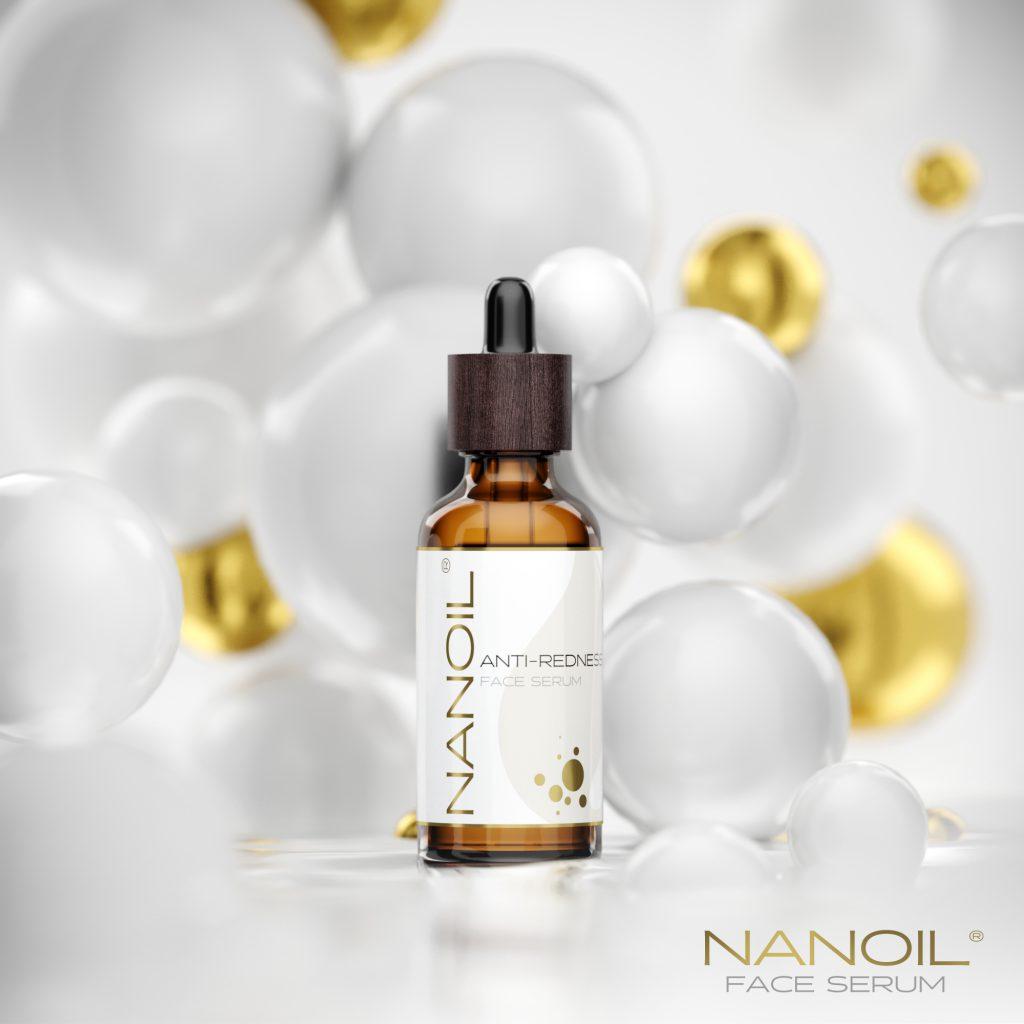 Nanoil für die Haut mit Neigung zu Couperose – ein ideales Serum für sensible Haut